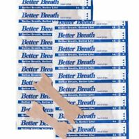 5 - 1000 Better Breath - Nasal Strips, Reduces Snoring - Nasal Congestion Relief