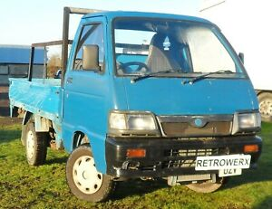 2003 Piaggio Porter / HiJet Pick Up 1.4D  4 x Wheel Nuts * BREAKING WHOLE VAN *