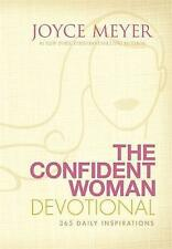 The Confident Woman Devotional: 365 Daily Inspirations by Joyce Meyer (Hardback,