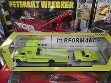 M2 1/64 hauler chevrolet performance 1973 chevy fleetside & 67 chevy c60 Nib