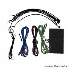 Rostra 250-2735 Toyota Cruise Control Wiring Kit for Chinese & Factory Switches
