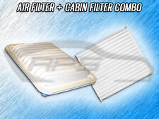 AIR FILTER CABIN FILTER COMBO FOR 2009 2010 2011 2012 2013 TOYOTA COROLLA 1.8L