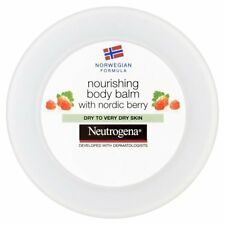 NEUTROGENA - NORWEGIAN FORMULA - NOURISHING BODY BALM WITH NORDIC BERRY – 200ml