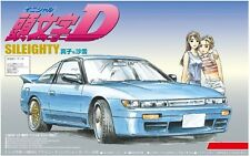 Aoshima 1/32 00898 Initial D Sileighty Model Kit/Maquette MA51