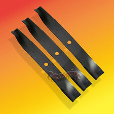 "3 Mower Blades 12273 fit Toro/WH  # 110-6837-03,  Z5000 Mower With a 50"" Deck"