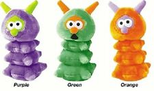 Zanies Critterpillar Plush Dog Toy
