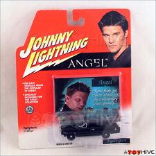 Buffy the Vampire Slayer Johnny Lightning Angel's GTX car top up worn card