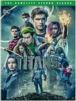 Titans: Complete Second Season DVD. New, Fast Free Shipping.