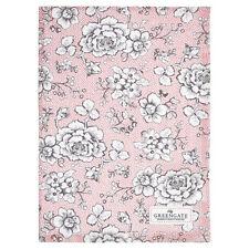GreenGate DK Ella Pale Pink Tea Towel