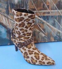 """Vero Cuoio Italian Boots Zipper Boot size 6 M"""".."""