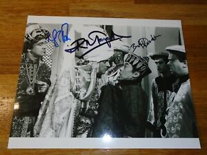 Rik Mayall Carry On Genuine Signed Authentic Autograph - UACC / AFTAL.