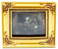 New Disney Parks Olszewski Gallery of Light Geppetto Paints Pinocchio Light Box