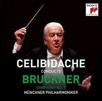 Bruckner: Symphony No. 7 Sergiu Celibidache CD