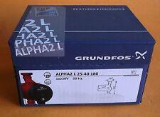 Grundfos Alpha 2l 25 - 60 Heizungspumpe klasse A Umwälzpumpe Heizung