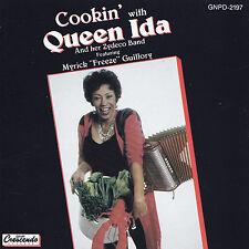 Queen Ida-CD-Cookin 'with Queen IDA AND HER reagisce nastro