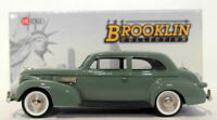 Brooklin 1/43 Scale BRK98  - 1939 La Salle 2Dr Touring Sedan Green