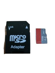64/128/256/512GB/1TB Universal Micro SD SDXC TF Flash Memory Card Class 10