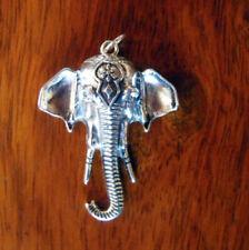 PENDENTIF GANESH DIEU ELEPHANT HINDOUISME CHANCE OHM OM ZEN ganesha AFFAIRES