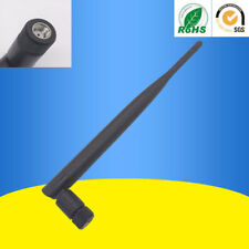 2.4G WIFI 5DBi WLAN Gain Antenna With RP SMA Male Connector New