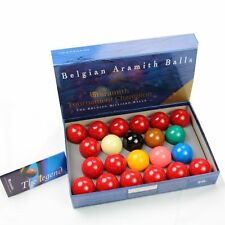 Aramith TOURNAMENT CHAMPION Full Size Snooker Ball Set - 22 Balls