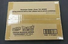 Dragonball super card game unison warrior tournament kit series 10