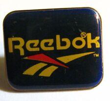 Reebok Lapel Pin - Vintage 1980's Logo Sports Shoes Apparel Athletic Clothes USA