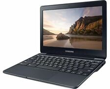 "Samsung Chromebook 3 11.6"" HD 16GB 1.6GHz 4GB Notebook Laptop -XE500C13-K02US"