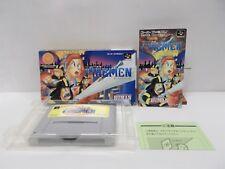 THE FIREMEN -- Boxed. Nintendo. Super famicom, SNES. Japan game. 14403
