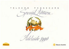 1990 $5 Telecom Phonecard Pack - Adelaide 500th Grand Prix - Special Edition