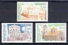 France 1984 timbres de service Yvert  n° 79 à 81 neuf ** 1er choix