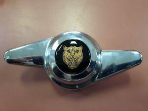 JAGUAR 2 EAR CENTER CAP FOR WIRE WHEELS