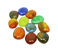 3 X PACK Aquarium Fish Tank Gravel Stones Pebbles Multicolour Exotic UK SELLER
