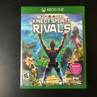 Kinect Sports Rivals Video Game (Microsoft Xbox One, 2014) Used & Tested