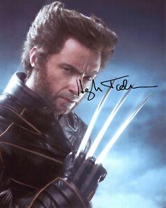 Original Signed Photo of Hugh Jackman 10x8 + COA