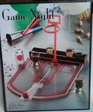 Game Night B-Ball Shots Drinking Game-Brand New in Box