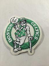 "NBA Boston Celtics 3"" Iron On Patch"