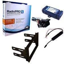 Amp Radio Replacement Interface w/Antenna & Dash Mount Kit 2-DIN for Volkswagen