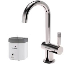 Montpellier OneStream Instant Boiling Hot Water Tap, Tank + Filter In Chrome NEW