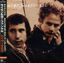 SIMON & GARFUNKEL Live 1969 Japan Mini LP CD (BSCD2)