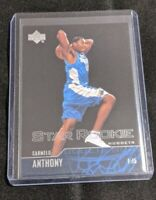 2003 Upper Deck #303 Carmelo Anthony Star Rookie