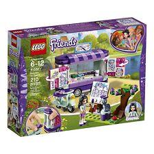 LEGO Friends Emma's Art Stand Vechicle Building Set 41332 NEW NIB