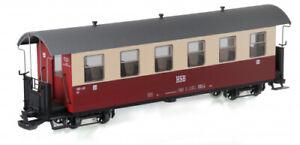 Train Line45 HSB Personenwagen 6 Fenster 900-444 Spur G