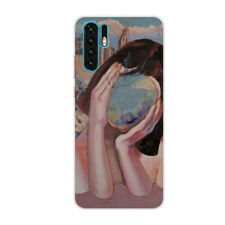 For Huawei P30 Pro P20 Mate 30 20 Lite Painted Soft Silicone Gel Back Case Cover