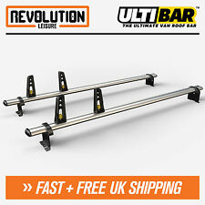 Ulti Bars 2 X Roof Bar Rack 2007 up to July 2016 PEUGEOT Expert Van Vg248-2