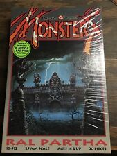 Ral Partha Monsters 10-512 Boxed Set plastic, sealed MIP