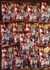 3x Sellado Mini Figuras De Final Fantasy Coca Cola VII VIII IX XV 7 8 9 10 XV 15 Juguete