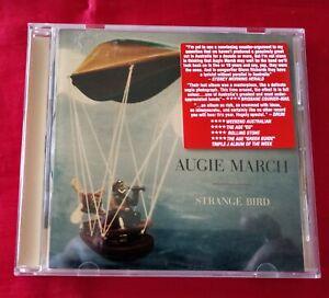 Augie March – Strange Bird CD 14 track album 2002 good used