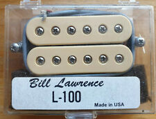 OBL Vintage by Bill Lawrence L−90XL Humbucker Tonabnehmer Pickup creme white Neu