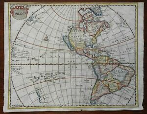 California as an Island Colonial North America 1694 Mosting map rare variant