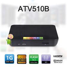 ATV 510B Android TV box HDMI FULL HD 1080P Built-in WIFI MEDIA STREMER